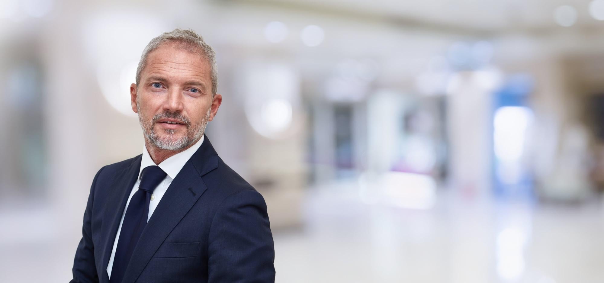 Dr Sergio Noviello, Direttore Sanitario Milano Estetica