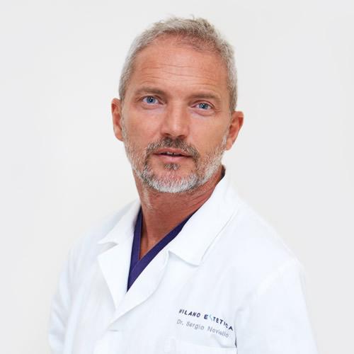 Dott. Sergio Noviello, Chirurgo estetico a Milano