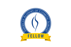 Logo Fellowship American Academy of Cosmetic Surgery