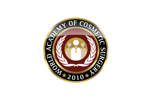 Logo World Academy of Cosmetic Surgery