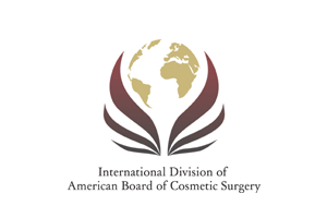 Logo International Division of American Board of Cosmetic Surgery
