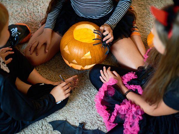 Halloween in casa Noviello