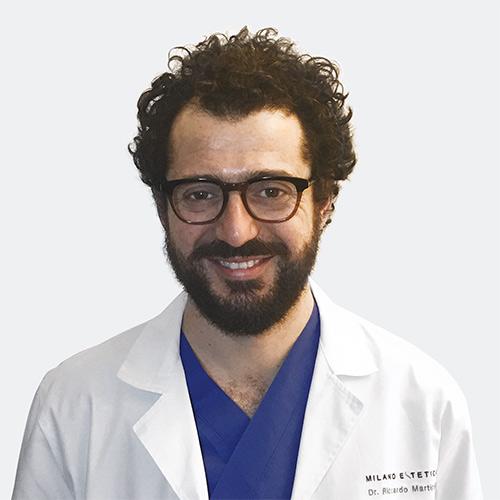 Dr. Riccardo Martinelli, Chirurgo Plastico di Milano Estetica